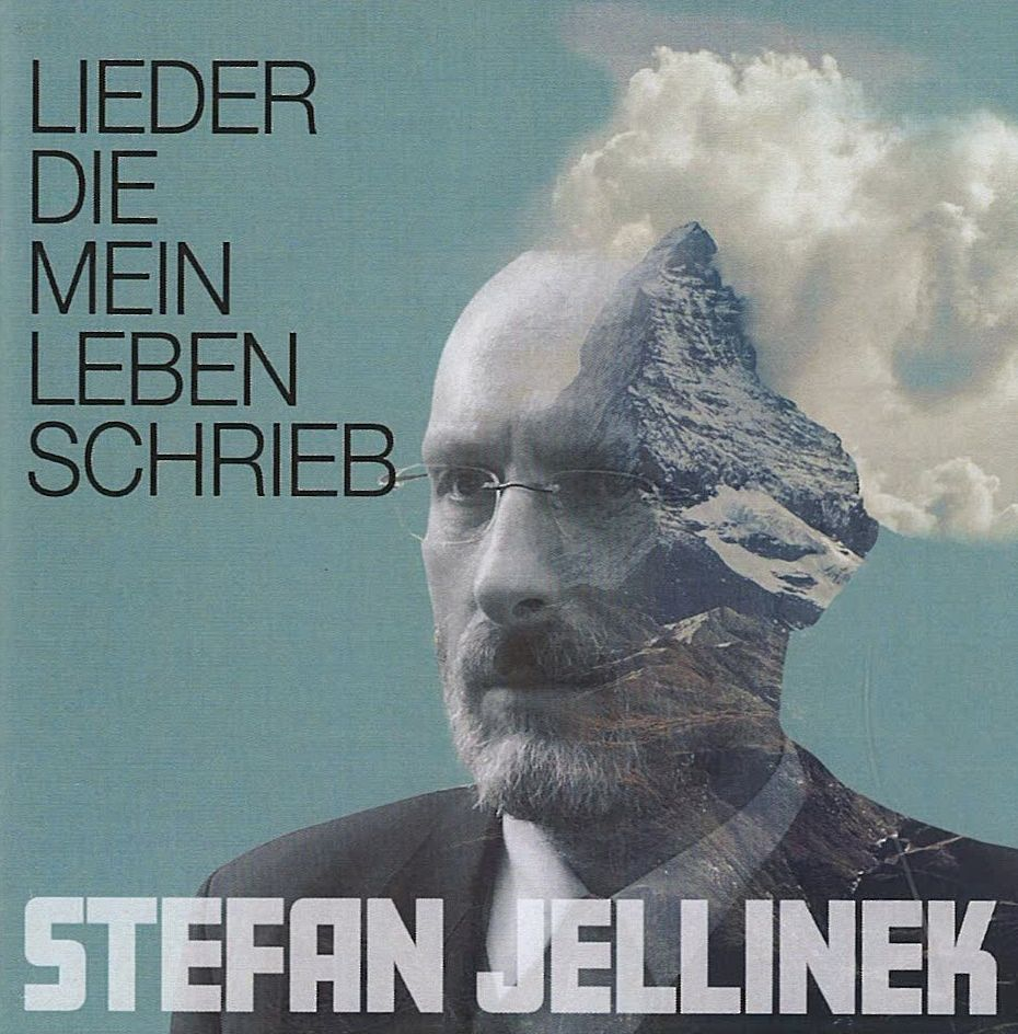 Stefan Jellinek: Lieder die mein Leben schrieb CD-Cover